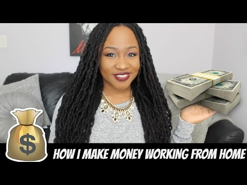 💰Chit Chat: How I Make Money Working From Home & More!