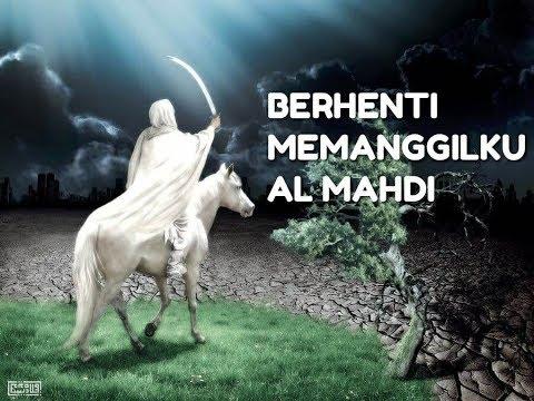 Saya tidak mengklaim sebagai AlMahdi, ataupun Isa A.s, Aku hanya pemuda sederhana