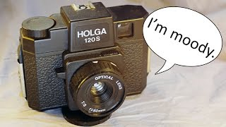 Holga 120S Video Manual