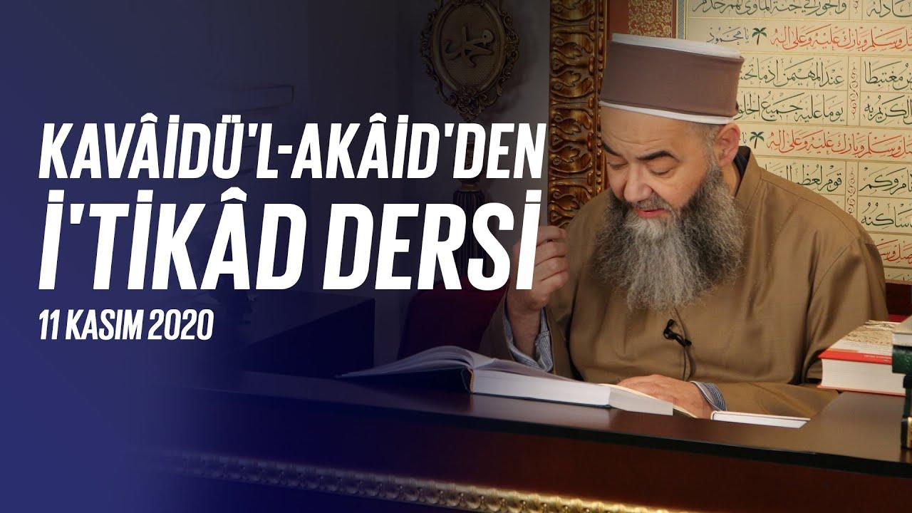 Kavâidü'l-Akâid Dersi 37. Bölüm