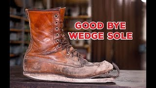 RED WING 877 Resole #52