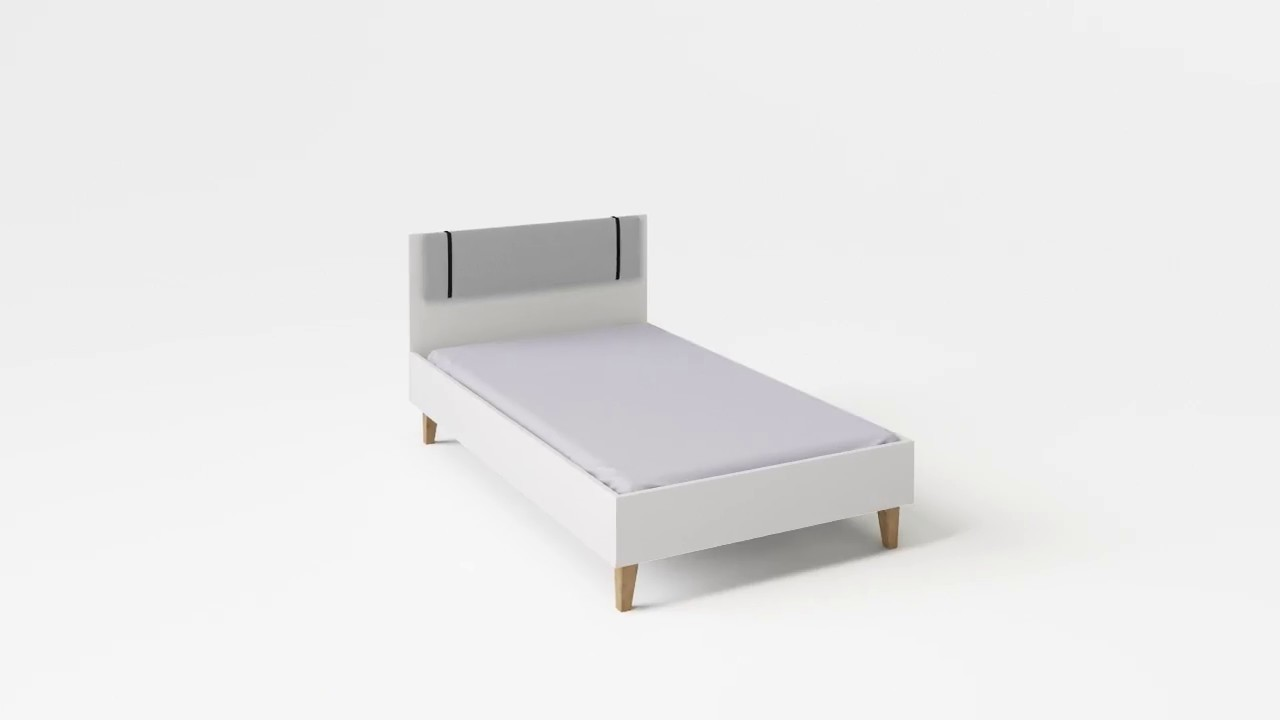 Concept Kids Small Double Bed