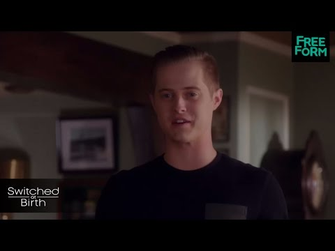 Switched at Birth 4.04 (Clip 'Kathryn and Toby')