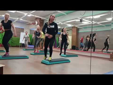 Фитнес / аэробика / танцы видео уроки / video tutorials.