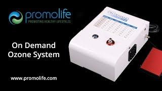 The On Demand Ozone System by Promolife