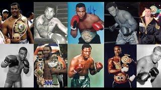 ТОП 20 величайших боксёров тяжеловесов всех времён / TOP 20 Best Boxers heavyweight of All Time