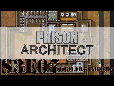 Prison Architect [HD] #034 – Brot und Arbeit für die Massen ★ Let's Play Prison Architect
