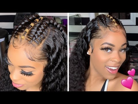 MUST-SEE Frontal Install Make-Over!💕 (Eva Hair)