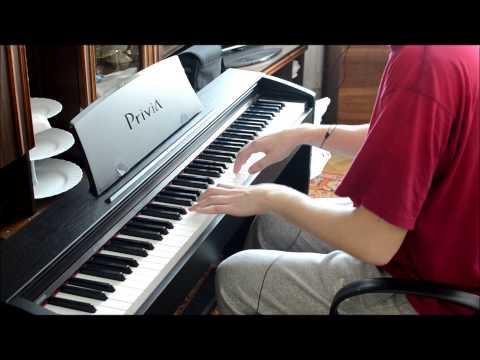 Мастер - Кресты (cover piano by Evgen51)