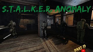 Stalker Anomaly Gameplay Part 19 - Ecologists - Psystorms and Mercenaries