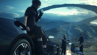 5p gameplay mới của Final Fantasy XV tại sự kiện PAX 2015, đồ...