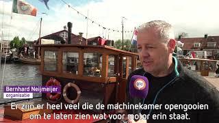 Sleepboten meren aan in Elburg: 'Als ze het lief vragen, mag er veel'