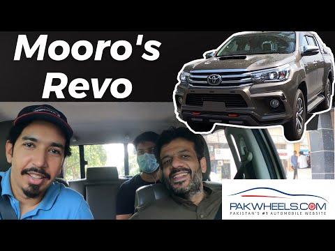 Toyota Revo 3.0 | Owner's Review | Mooroo | PakWheels