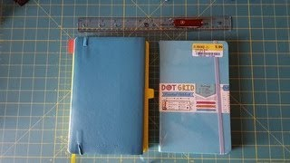 Review of Dot Grid Essential Notebook by Piccadilly