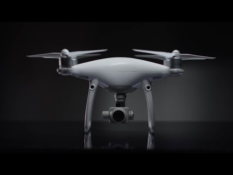 DJI – Introducing Phantom 4 Pro