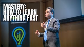 Mastery: How to Learn Anything Fast | Nishant Kasibhatla