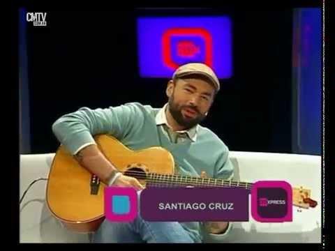 Santiago Cruz video Entrevista Argentina - CM Mayo 2015
