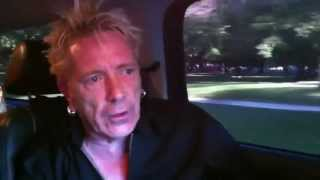 Johnny Rotten on death and grieving