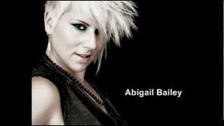 Abigail Bailey - Just Can't Get Enough.wmv