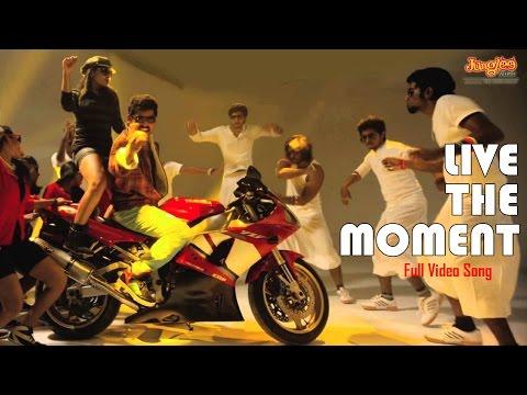 Live the Moment | Kathai Thiraikaithai Vasanam Iyakkam | R. Parthiban