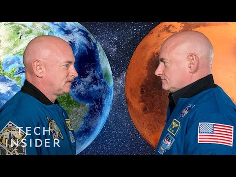NASA's Revolutionary Twin Experiment