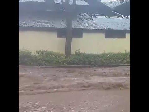 SHOCKING!!! Crazy Floods in Nairobi Milimani Area