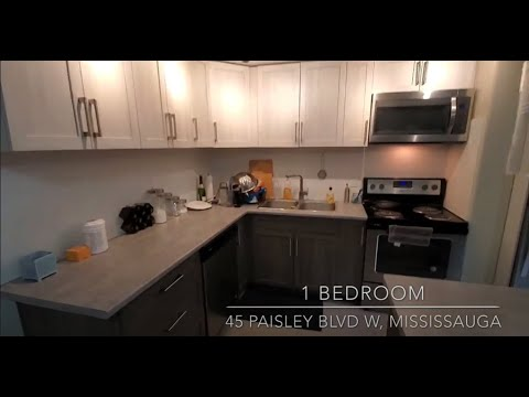 Paisley - 1 bedroom Apartment for Rent in Mississauga ...