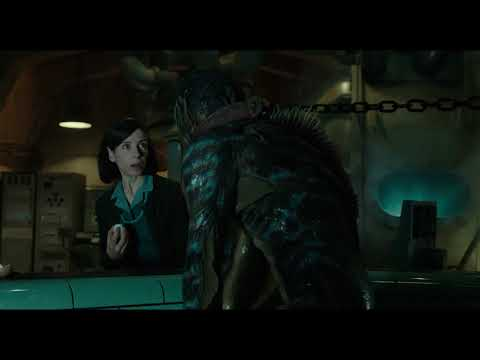 The Shape of Water (TV Spot 'Ticking Thriller')