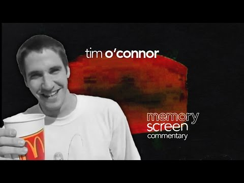 MemoryScreen #6 Tim O'Connor COMMENTARY
