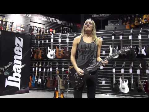 Nita Strauss Clinic - Reading UK -- The trooper --