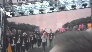 Helene Fischer - Atemlos Live Berliner Fanmeile