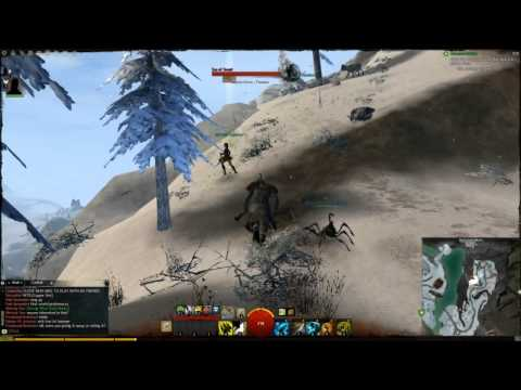Guild Wars 2: Wayfarer Foothills Vista Guide Commentary Mp3