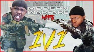 Getting Ready For Call of Duty Modern Warfare! Who Has The BEST Gun Skills?!