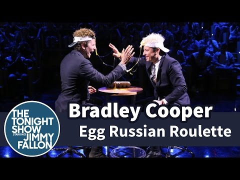 Egg Russian Roulette with Bradley Cooper