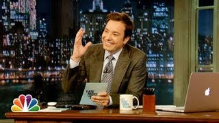 Hashtags: #FakeJayZLyrics (Late Night with Jimmy Fallon)
