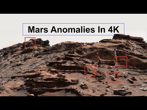 Nieuw: Mars-afwijkingen