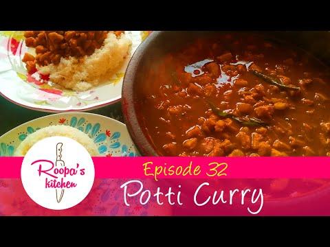 അത്താഴ്ന് സ്പെഷ്യൽ പോട്ടി കറി || Potti Curry || Boti || Potty || Kochi Special