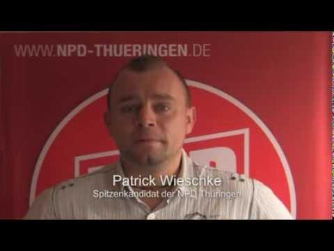 Wahlaufruf Patrick Wieschkes zur Bundestagswahl
