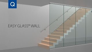 Easy Glass® Wall - Assembly Video