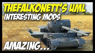 ► Interesting Mods #2 - TheFalkonett