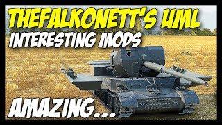 ► Interesting Mods #2 - TheFalkonett