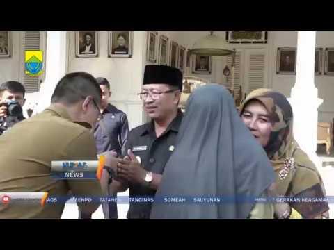 Plt Bupati Cianjur gelar Halal bil Halal tingkat kabupaten cianjur