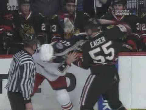 Jared Boll vs Ben Eager