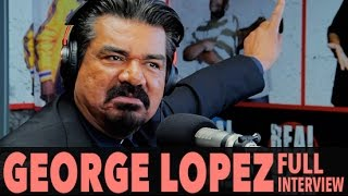 """George Lopez's Thoughts on Donald Trump, Dating, """"Lopez"""" Show, And More! (Full Interview)   BigBoyTV"""