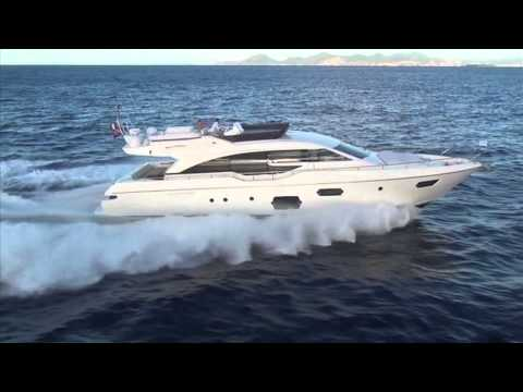 video of Ferretti 720