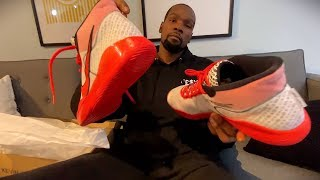 Unboxing The Nike KD12 YouTube Shoe