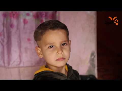 شاهد بالفيديو.. قبل 4 سنوات: اطلاقة طائشة اجبرت علي على الخروج مبكراً من بطن امه