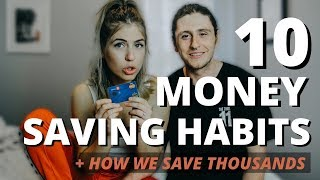 FRUGAL LIVING TIPS |  Our Money Saving Habits & How To Save Money On A Low Income (2020)