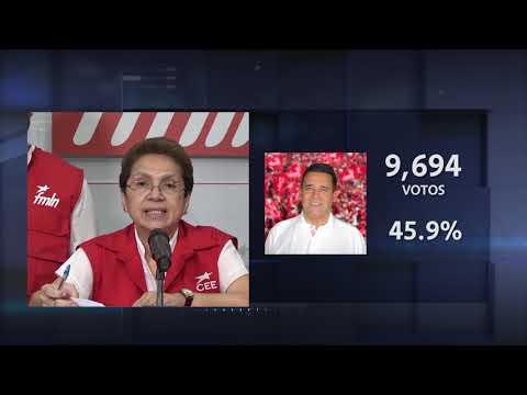 FMLN aún no declara datos finales de elecciones internas del pasado domingo