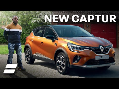 NEW Renault Captur Review: Stylish, Quirky and Fun?
